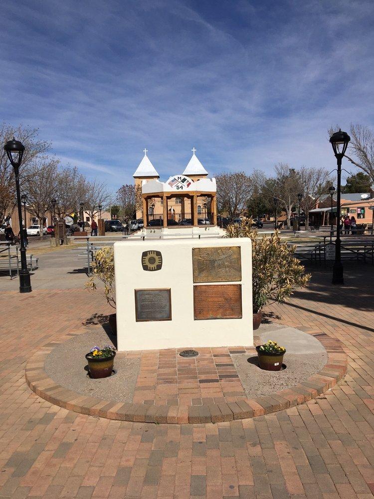 Mesilla Plaza: Calle De Principal, Mesilla, NM