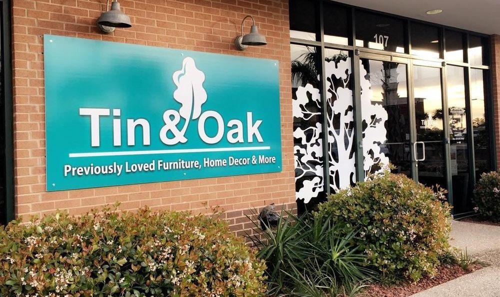 Tin & Oak: 503 Olde Waterford Way, Leland, NC