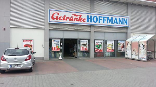 Getränke Hoffmann - Beverage Store - Quedlinburger Str. 23 ...
