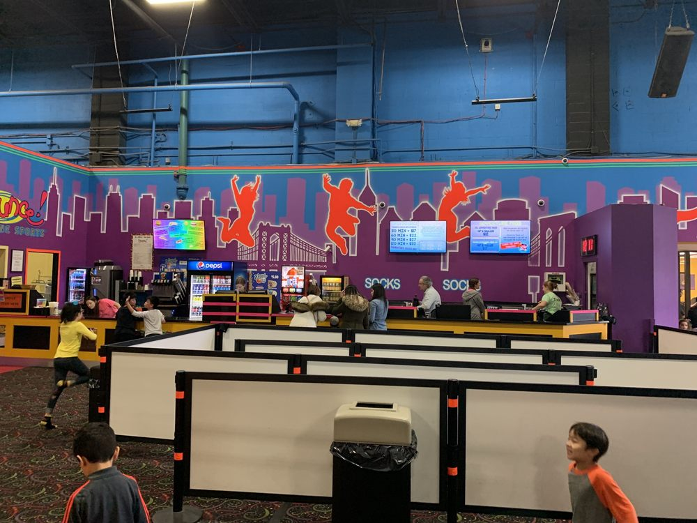 Bounce! Family Entertainment Center