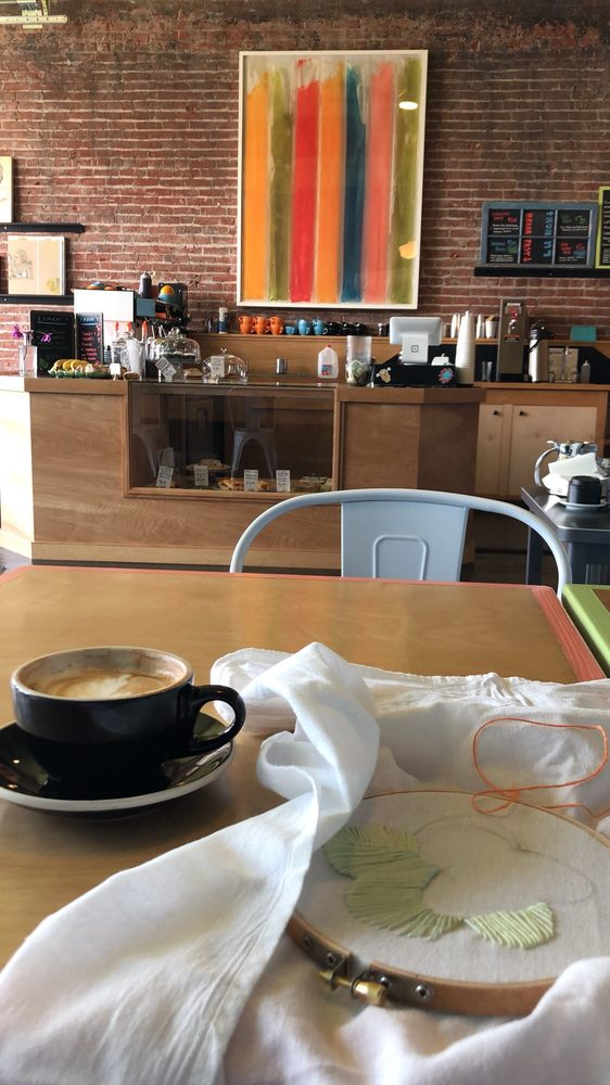 Ten Ton Coffee: 216 Main St, Waitsburg, WA