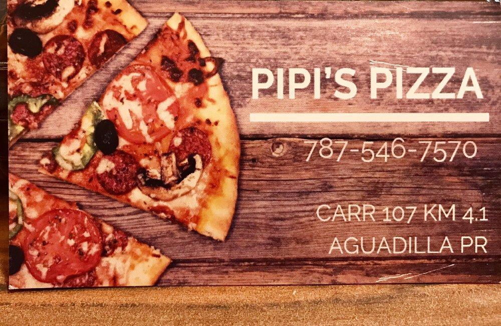 Pipi's Pizza: Carretera Nacional 107 Km 4.1, Aguadilla Pueblo, PR