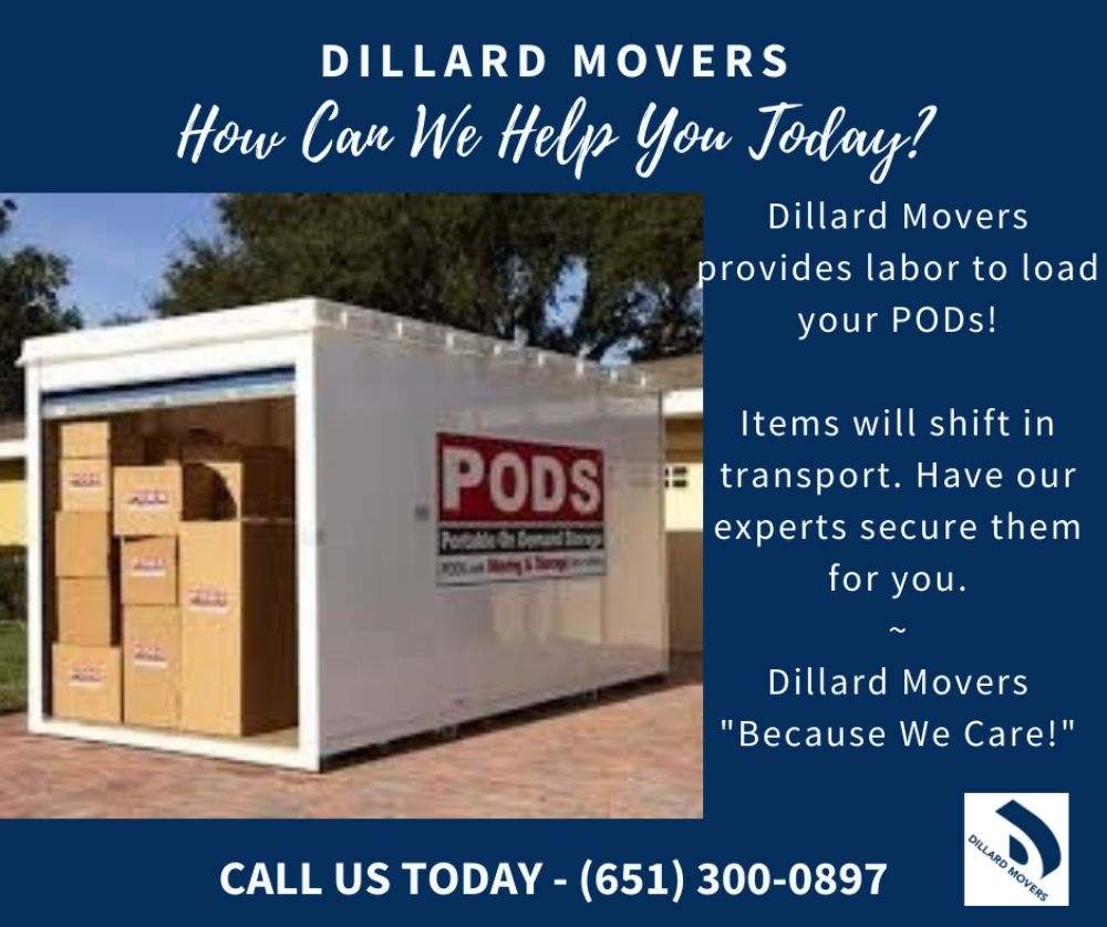 Dillard Movers: 1907 W Charles Ave, St Paul, MN