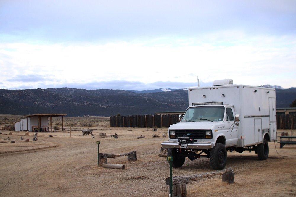 Monte Verde Rv Park: 3521 Hwy 434, Angel Fire, NM