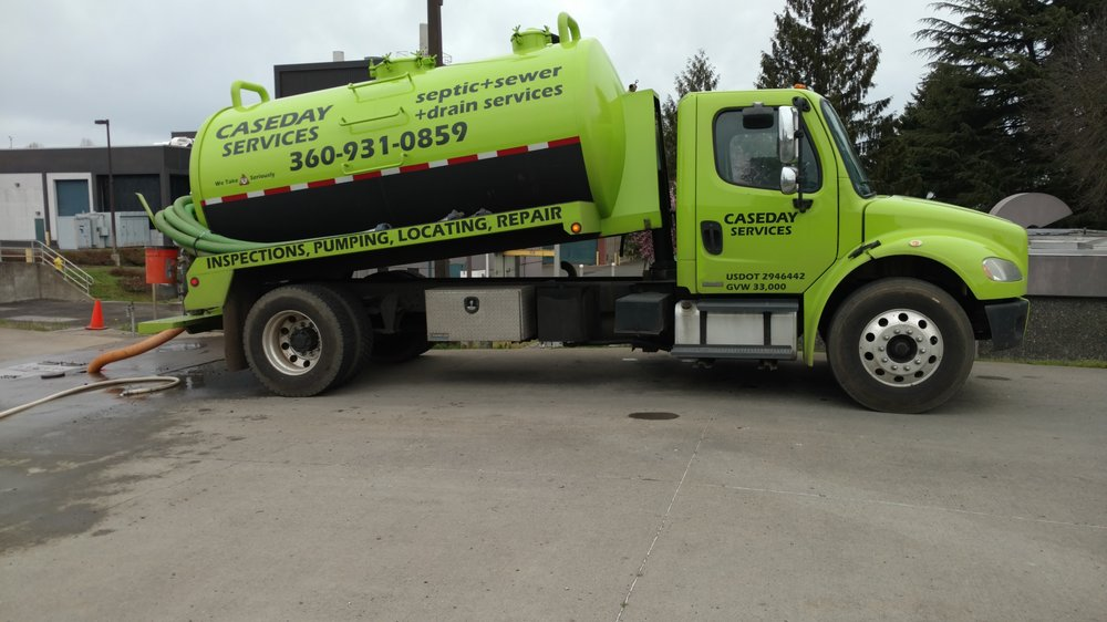 Caseday Septic Services: 21212 NE 72nd Ave, Battle Ground, WA