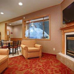 Photo Of Best Western Wapakoneta Inn Oh United States Lobby