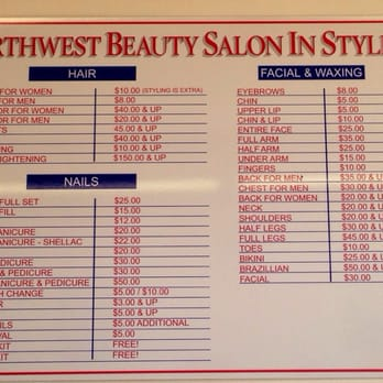 Nw beauty salon 10 reviews hair salons 11073 se 21st for A list salon portland