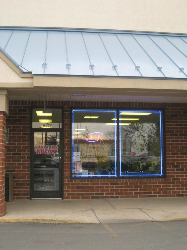 Nails Design: 6388 Village Center Dr, Bealeton, VA