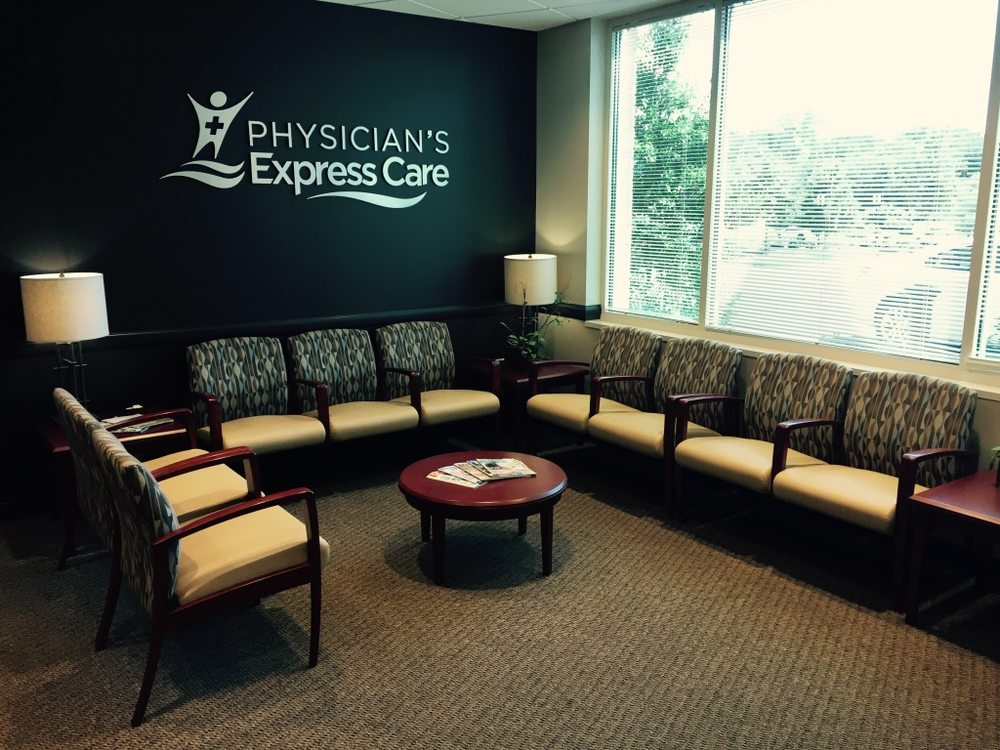 Physician's Express Care at Towne Lake