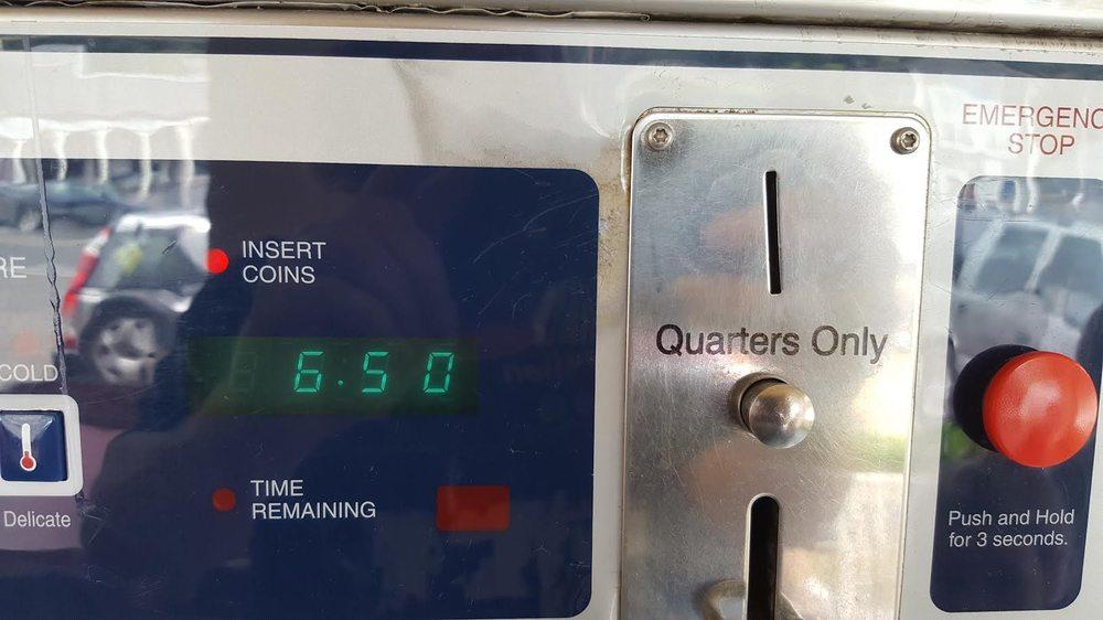 The Wash House Laundromat: 35510 California 1, Anchor Bay, CA