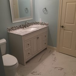 KC Custom Remodeling Get Quote Photos Contractors - Bathroom remodeling overland park ks