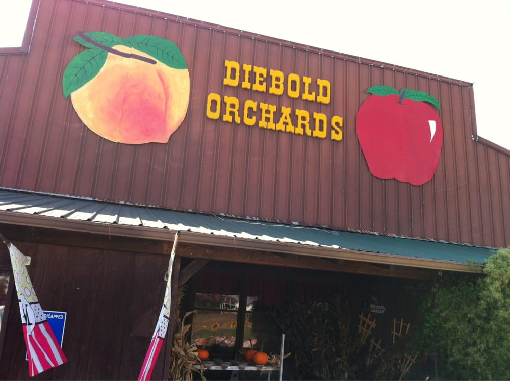 Diebold Orchards: 217 N Outer Rd, Benton, MO