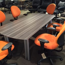 Front Desk Office Furniture - 12 Photos - Furniture Stores - 10401 ...