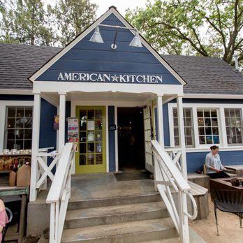 American Kitchen Menu Lafayette Ca