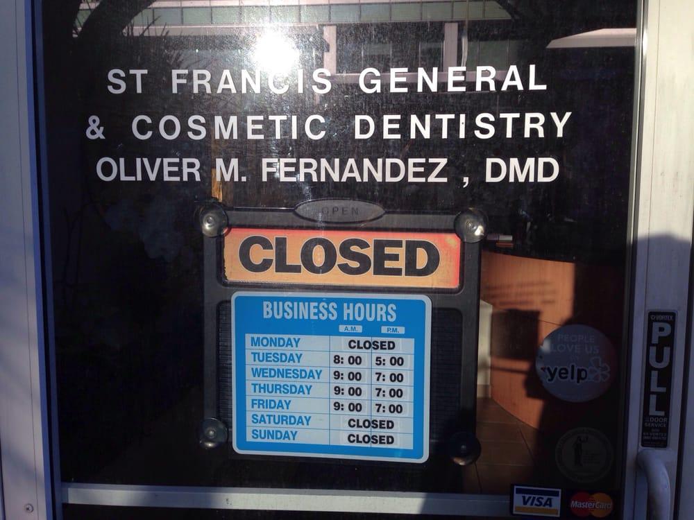 Oliver M Fernandez Dds 62 Reviews General Dentistry