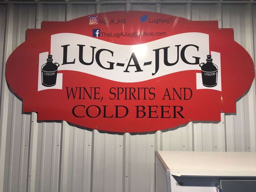 Food from Lug-A-Jug Package Store