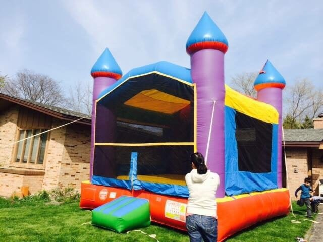 Backyard Bouncers: 2222 N Concord Dr, Janesville, WI