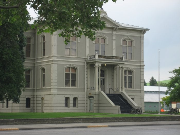 Columbia County Sheriff's Office: 341 East Main St, Dayton, WA