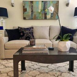 Photo Of Cabot House   Lantana, FL, United States. Sofa, Chests And