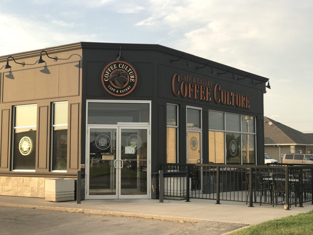 Coffee Culture Café & Eatery: 955 Navigator Rd., Winkler, MB