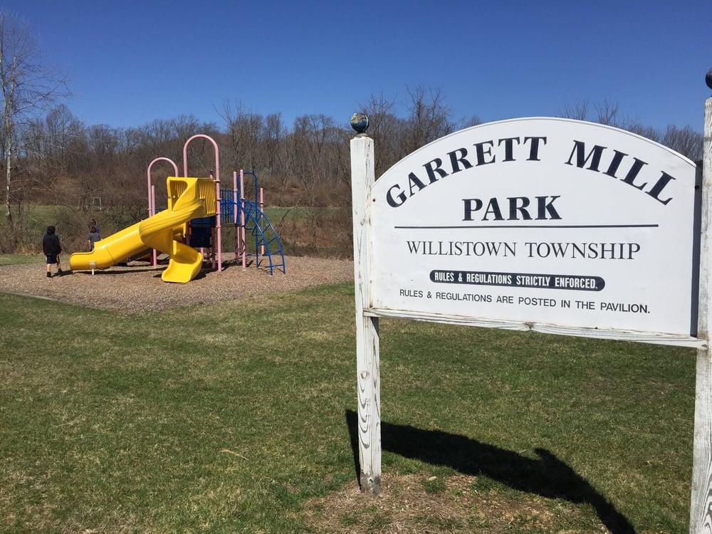 Garrett Mill Park: 1040 Garrett Mill Rd, Newtown Square, PA