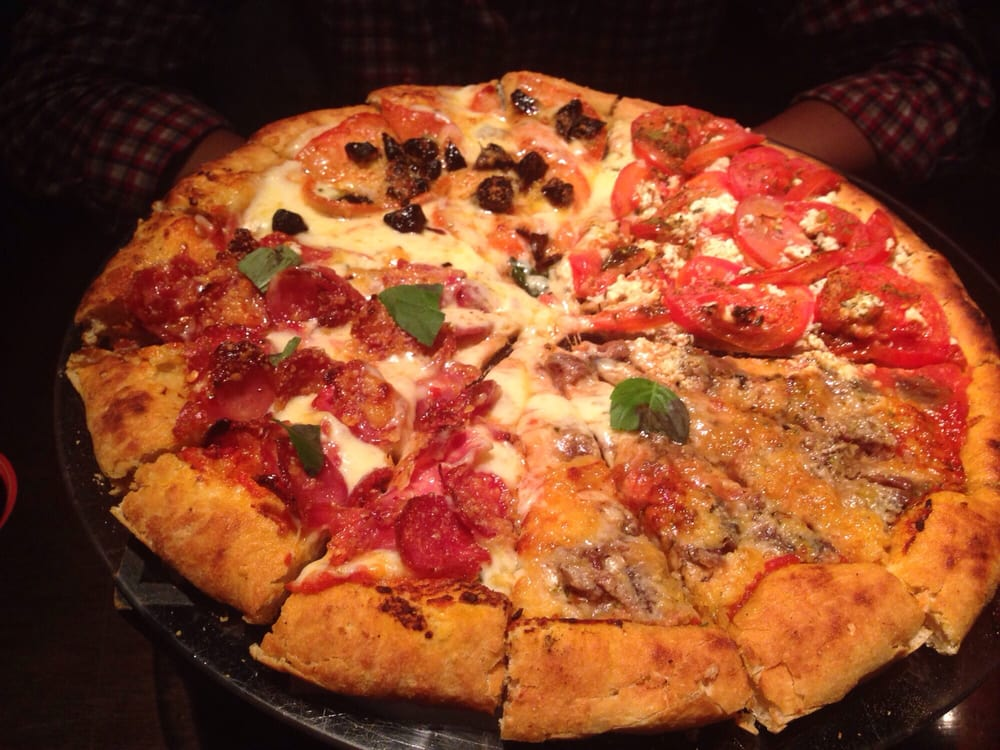 Pizza Na Mão