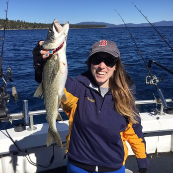 Tahoe sport fishing 181 photos 176 reviews boat for Lake tahoe fishing charters