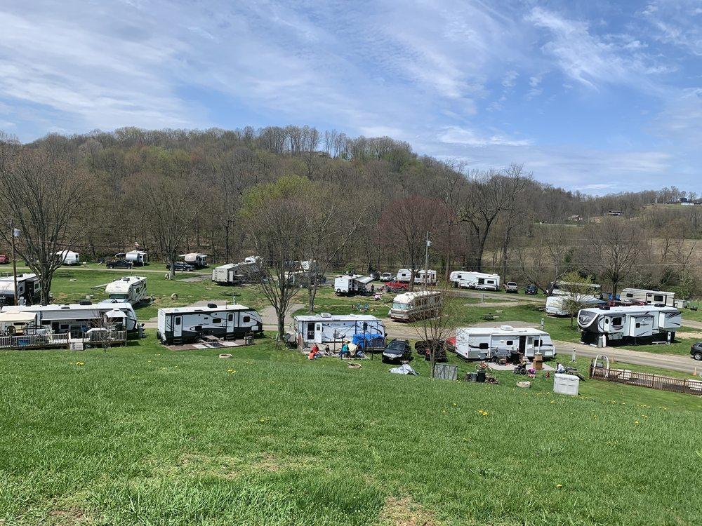 Wheel-In-Campground: 113 Wheelin Camp Ground, Shelocta, PA