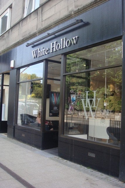White Hollow Beauty: 119b-119c Saint John's Road, Edinburgh, EDH
