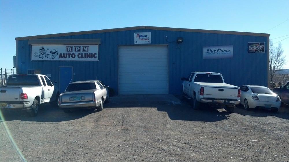 RPM Auto Clinic: 1810 S Ridge Rd, Silver City, NM