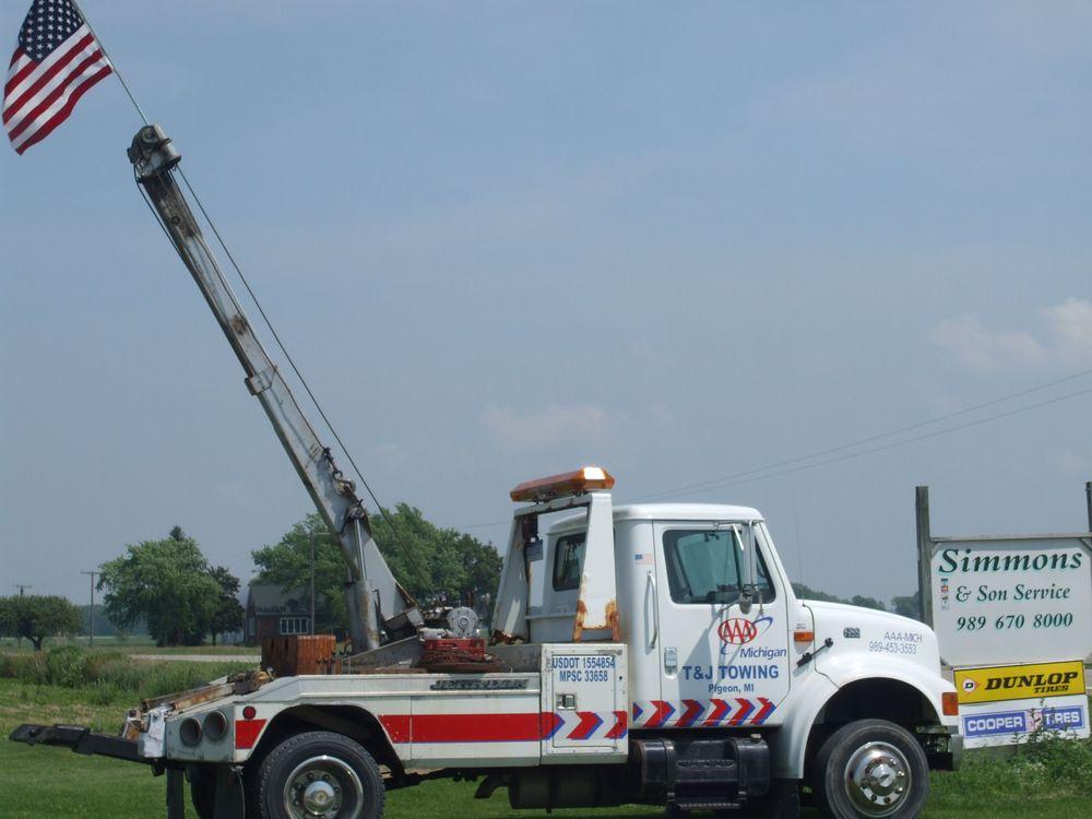 Simmons & Son Service: 6468 Filion Rd, Pigeon, MI