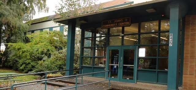 St. Johns Community Center