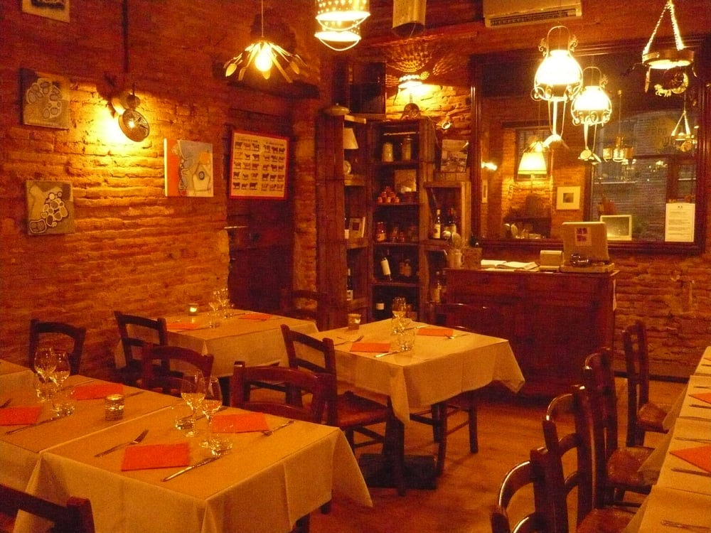 Restaurant La Popote Toulouse Reservation
