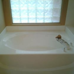 Photo Of Fresh Look Refinishing   Denver, CO, United States. Over Sized Tub