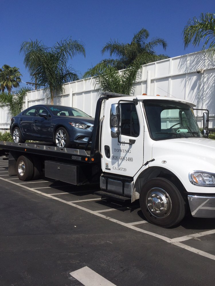 impound vehicles search los angeles glendale area