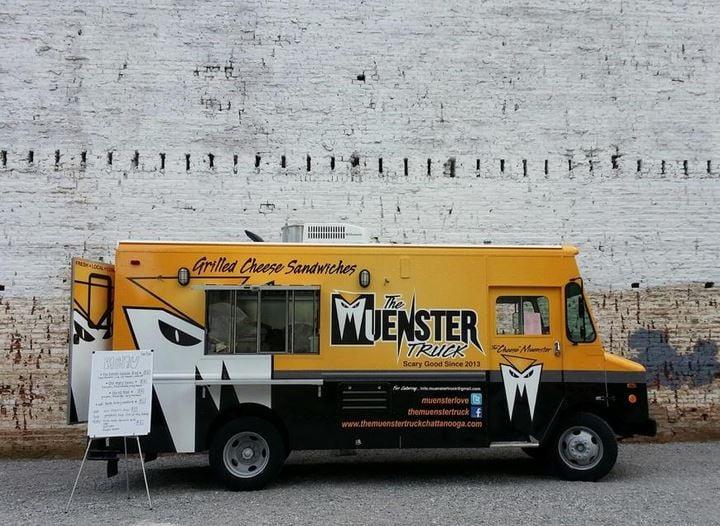 Food Trucks Chattanooga Tn