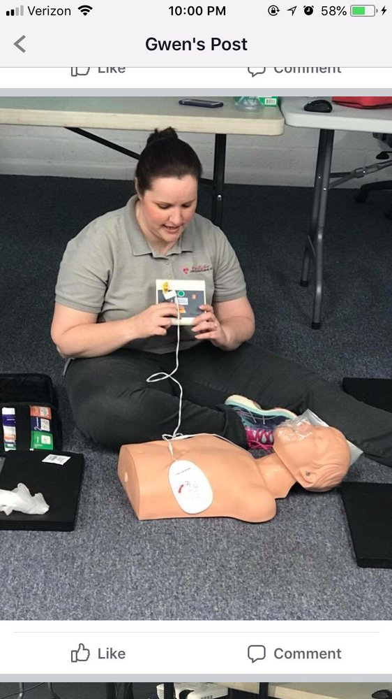 Priority One CPR & First Aid Training: Lusby, MD