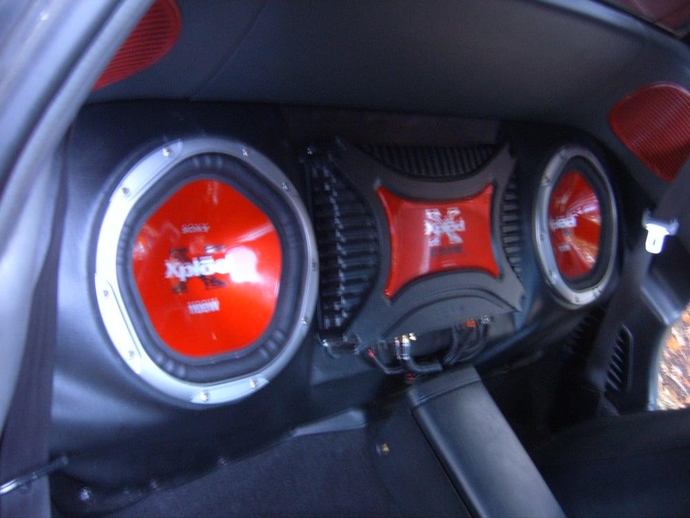 Custom Sound System In Honda Del Sol Yelp