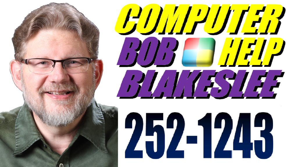 Computer Help - Bob Blakeslee: 3804 S Tanager Ln, Billings, MT