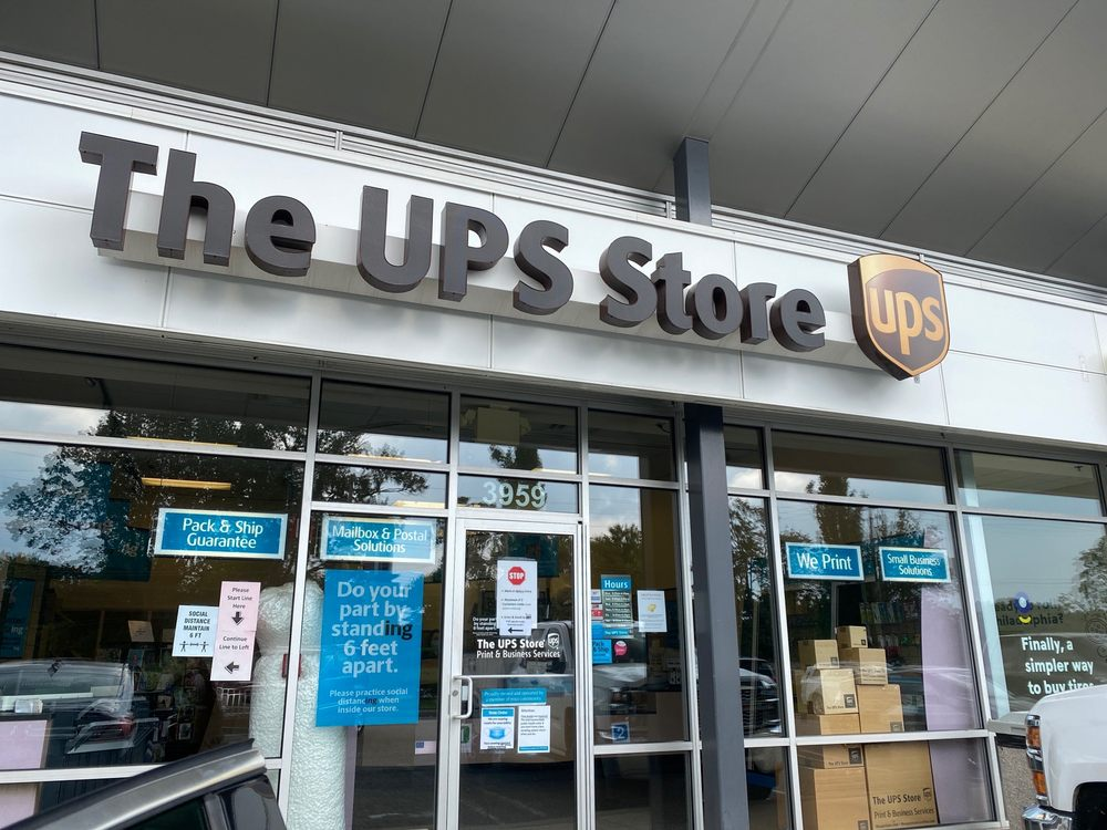 The UPS Store: 3959 Welsh Rd, Willow Grove, PA
