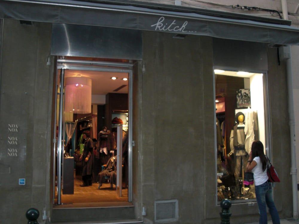 Boutique kitch damenmode 3 rue chabrier aix en provence frankreich te - Magasin zara aix en provence ...