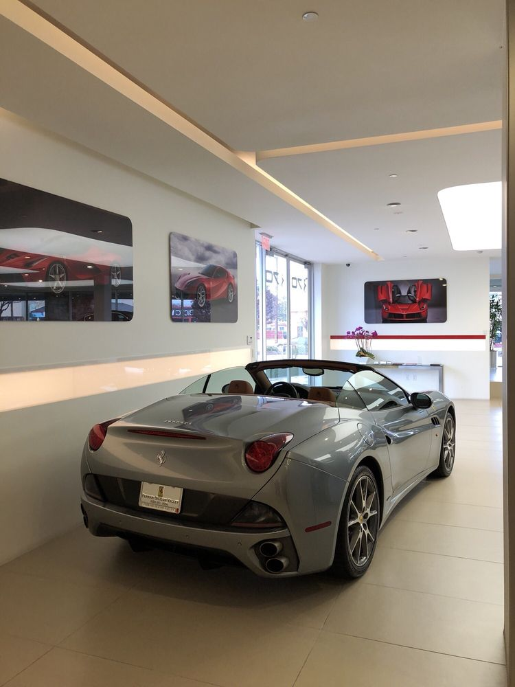 Ferrari Silicon