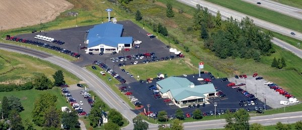 Genesee Valley Ford: 1675 Interstate Dr, Avon, NY