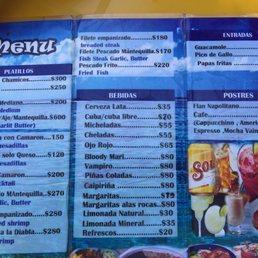 Chamicos Seafood Soliman Bay Tulum Quintana Roo