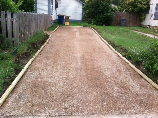 Photo Of Asphalt Paving And Maintenance Leander Tx United States Installed A
