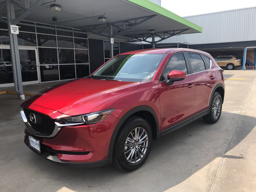 Russell & Smith Mazda