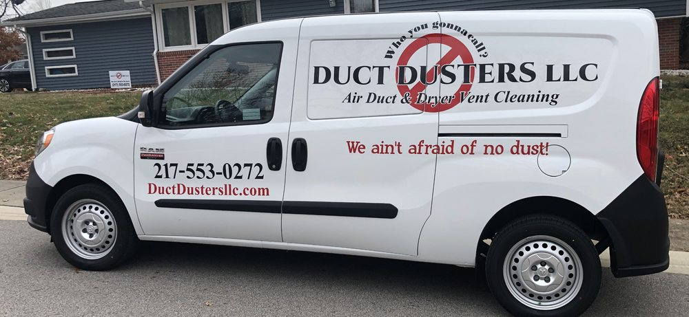 Duct Dusters: 1700 West Jackson St, Springfield, IL
