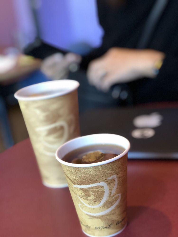 Social Spots from Klekolo World Coffee