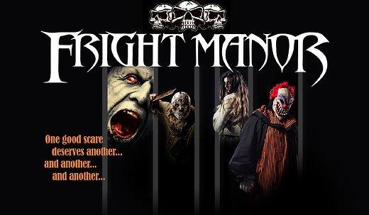 Fright Manor Haunted House