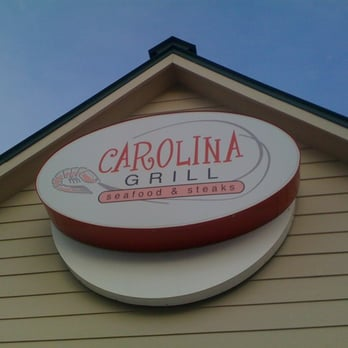 Carolina grill new bern nc